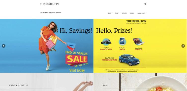 Pavillion Mall