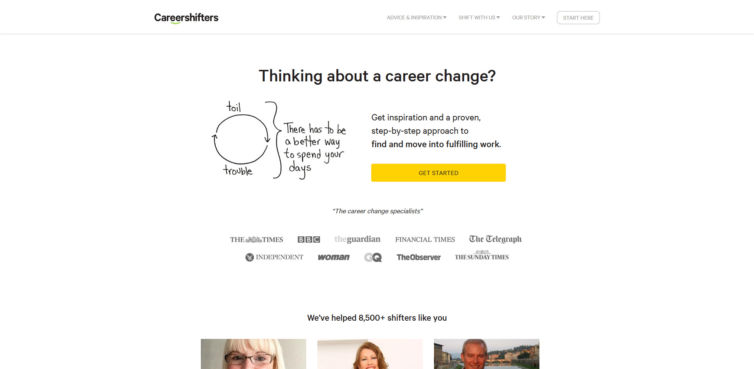 Careershifters